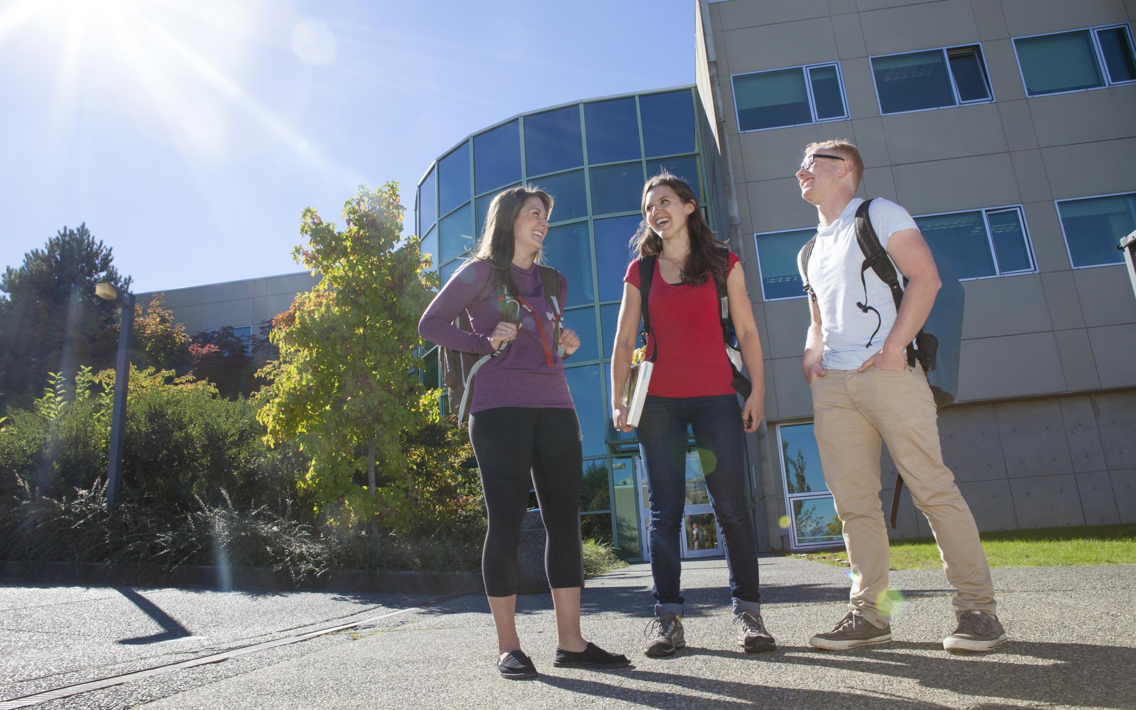 VIU Students